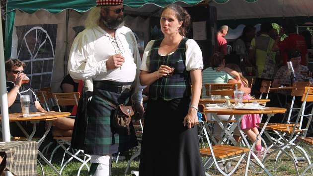 Skotsko v Kostelíku 2013