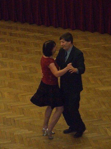 Myslivecký ples v Novém Strašecí