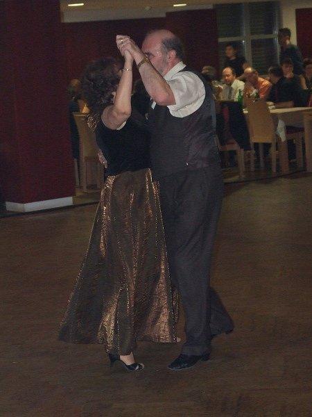 Sportovní ples v Rakovníku