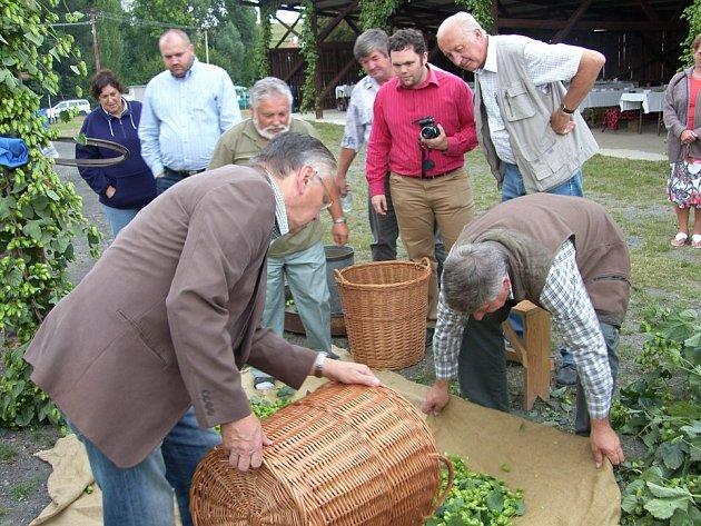 Cmelaři slavili svátek sv. Vavřince v Heřmanově