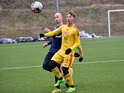 Fotbalisté SK Rakovník v přípravě remizovali s Duklou U19 2:2.