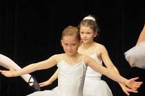 Taneční obor ZUŠ Rakovník v Tylově divadle