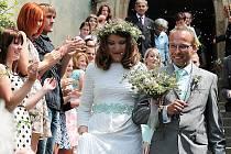 Svatba Káji a Káji