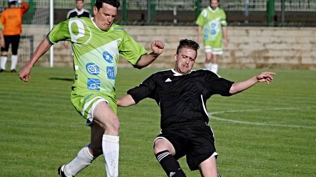 FK Kněževes - Sokol Janov 1:0, OP 2014