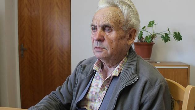 starosta SDH Malinová Jiří Beneš