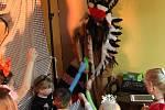 V Nesuchyni se po roce konal dětský karneval.