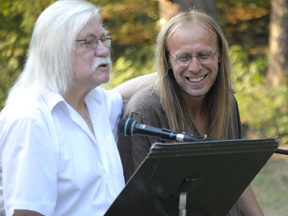 Josef Fousek a Jiří Sobek