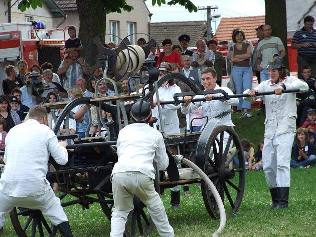 Dnes proběhnou ve Václavech oslavy 110 let SDH