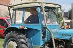 Traktoriáda Hředle