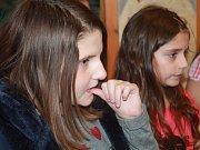 Vystoupení dětí ze ZŠ Kněževes