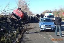 Nehoda u Stochova