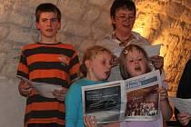 Česko zpívá koledy v Muzeu TGM v Rakovníku
