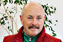Trenér rezervy Tatranu Rakovník Zdeněk Weis