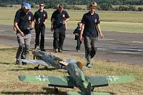 Model Air Show Rakovník