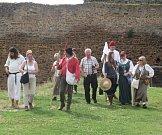 Pouť z hradu Krakovce po stopách Jana Husa