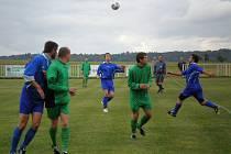 Foto z utkání Mutějovice - Pavlíkov