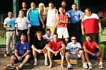 Rakovničtí tenisté pořádají pravidelně každý rok klubový turnaj Máca cup.