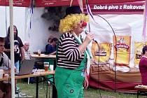 Z maškarního karnevalu v Chrášťanech.