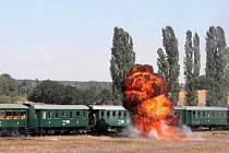 Útok na vlak v Kolešovicích