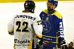 HC Rakovník - HC Lev Benešov 3:6, čtvrtfinále play off KLM 2017