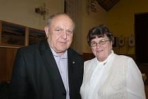 Ladislav Štros s manželkou