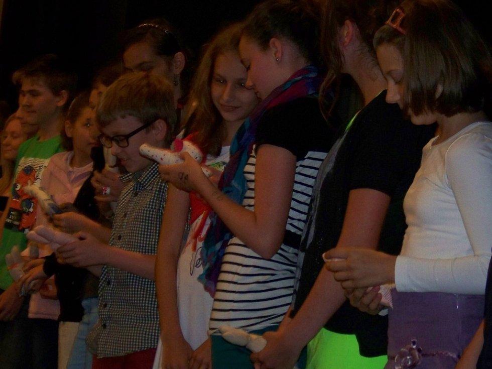 Ocenění nejlepších žáků ZŠ Nové Strašecí