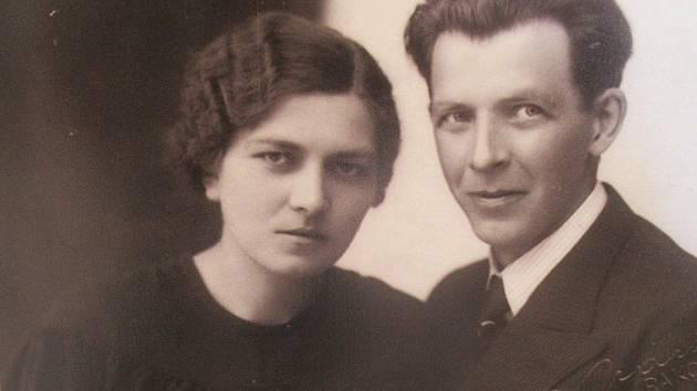 Antonie a Jaroslav Fraňkovi.
