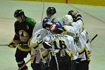 Rakovničtí hokejisté zdolali Velké Popovice
