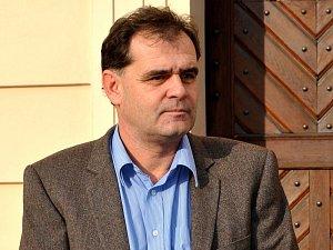 Luděk Štíbr, lídr ODS v Rakovníku