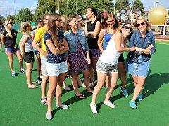 Rakovničtí pozemní hokejisté i jejich ženské kolegyně vybojovali stříbrné medaili, když ve finále shodně podlehli Slavii.