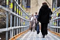 Rekonstrukce mostu v Nádražní ulici v Rakovníku