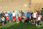 V tenisovém turnaji smíšené čtyřhry v přílepském Koutku kraloval tým LULU.