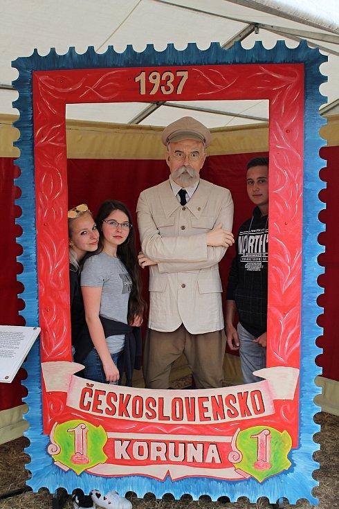 V Rakovníku byla zahájena výstava České dějiny.