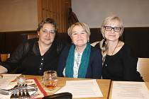 Setkání členů pěveckého souboru Ráček
