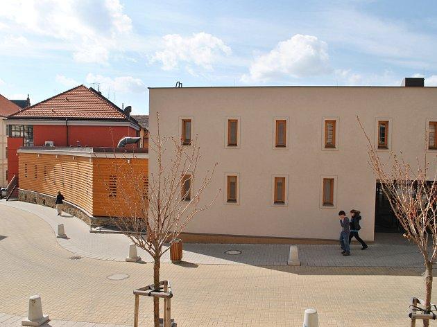 Budova školní jídelny