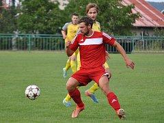 Příprava na podzim 2015 SK Rakovník - FC Zavidov 3:1