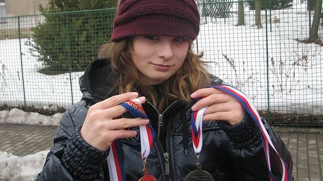 Dominika Vopravilová