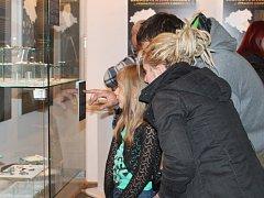 Vernisáž Bronzové a jiné poklady Rakovnicka v rakovnickém muzeu