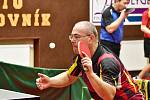 Stolním tenistům KST Rakovník D se v krajské soutěži II. třídy dařilo.