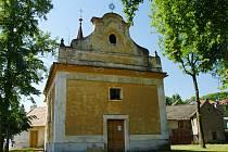 Kostel sv. Martina ve Mšeckých Žehrovicích se v roce 2018 dočkal rekonstrukce.