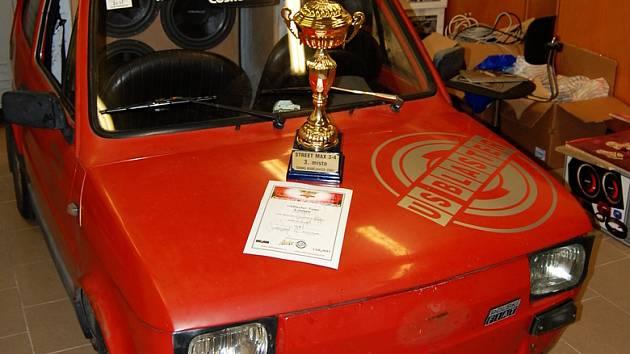 Vítězné vozidlo