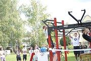 Otevření moderního hřiště v Rakovníku