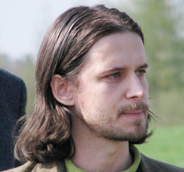 Jeden z průvodců Toulavé kamery Roman Hartl