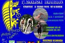 Sedmnáctý Skrejský triathlon