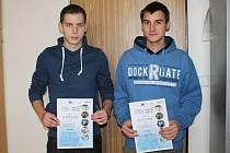 Martin Plincner a Václav Fakan mistři republiky v soutěži Truhlář roku