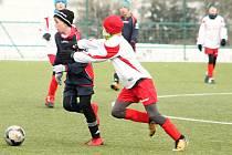 Mladší žáci Tatranu Rakovník nestačili na Beroun, kterému podlehli 2:6.