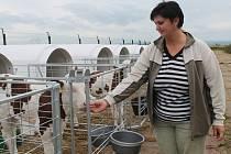 Živočišná výroba v Agro Malinová