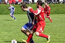 Pavlíkovští prohráli další utkání, tentokrát v Pustovětech 0:3.