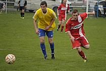 SK Senomaty - FK Kněževes 2:8 (0:5), OP - jaro 2016