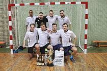 Vítězný Redoby team